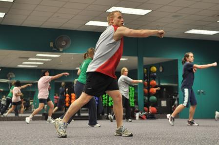 Renforcement musculaire gym danse loisirs cherrueix
