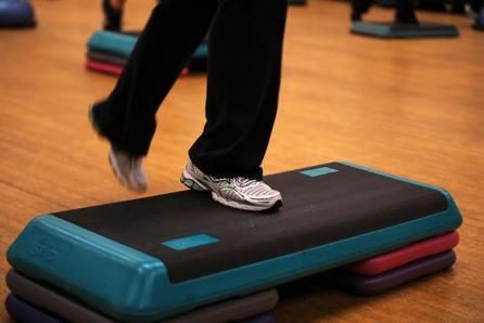Step aerobic gym danse losirs cherrueix